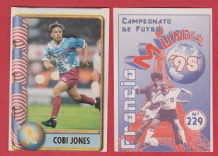 U.S.A Cobi Jones L.A Galaxy